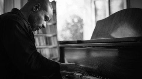 Dan Stein am Piano